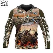 Plstar Космос Новая мода для утиной охоты животных Охотник Камуфляж