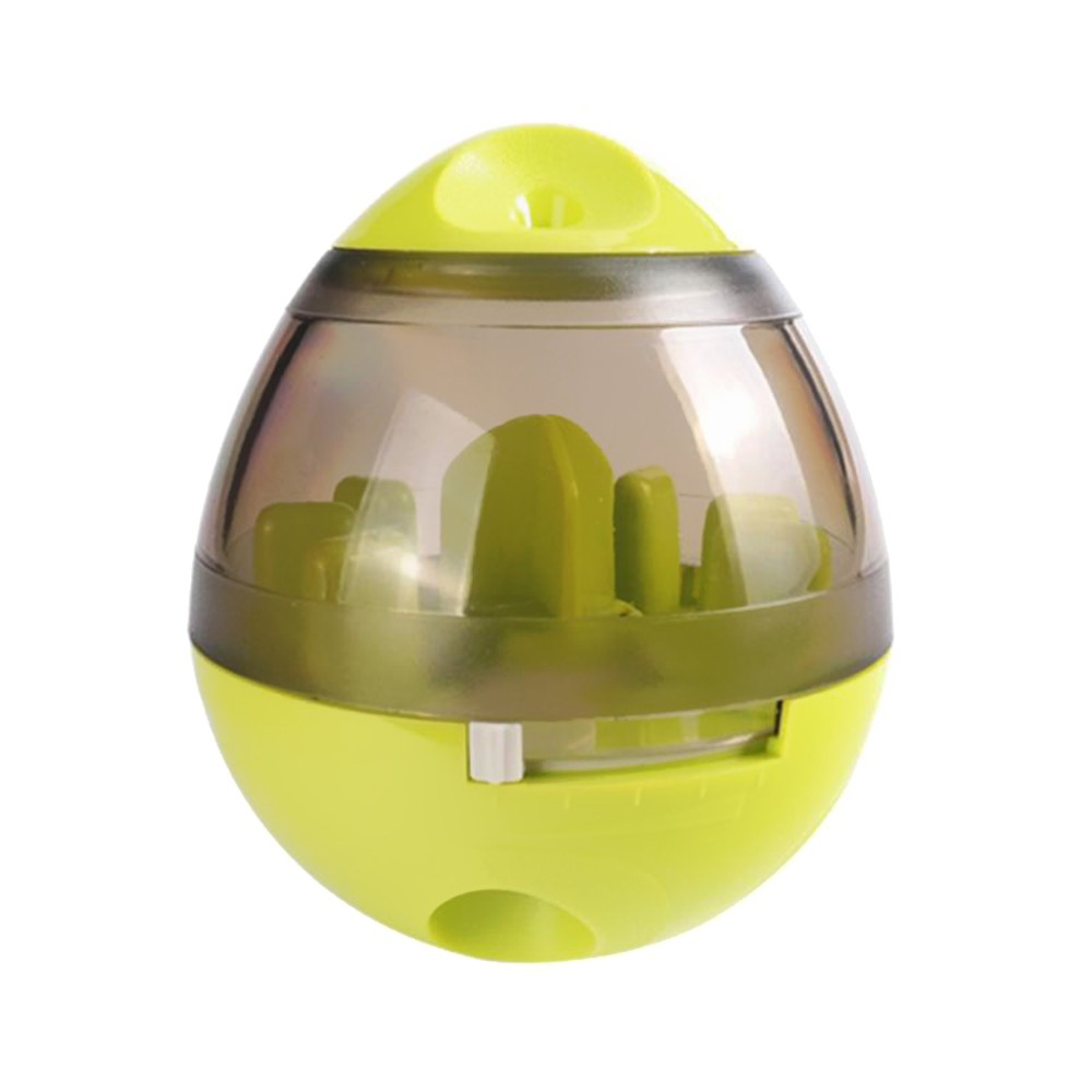 Interesting Pet Dogs Cats Fun Bowl Toy Feeder Tumbler Leakage Food non-toxic Ball toys indoor activity.for Pog Pets Top Quality image