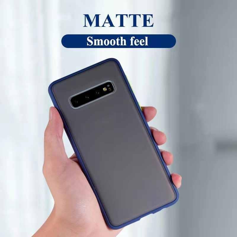 Chống Sốc Cao Cấp Trong Suốt Silicone Ốp Lưng Điện Thoại Samsung Galaxy A40 A10 A30 A50 A20 A70 S10 S11 Note 10 Plus ốp Lưng Ốp Lưng