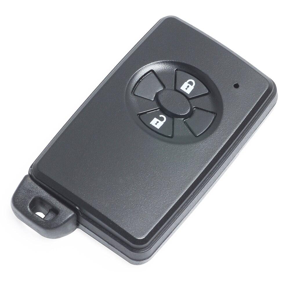 Keyecu умный дистанционный ключ автомобиля 2 кнопки 312 МГц 4D67 чип для Toyota Corolla RAV4 Allion Премиум Auris, P/N: 271451 0500 - 3