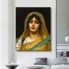 Cassisy《Atalanta》John William Godward Canvas Oil Painting Art Poster Picture Wall Decor Modern Home Decoration For Living room одеяло atalanta home