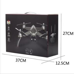 Image 5 - B5w upgrade 4K electric adjustment camera remote control aircraft 5g brush free UAV aerial photography