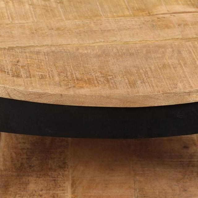 Industrial Coffee Side Table  6