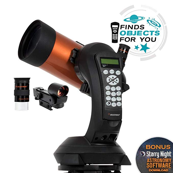 Professional Best Computerized Celestron NexStar 4SE Telescope Astronomical Telescope, Suitable For Beginners And Advanced Users