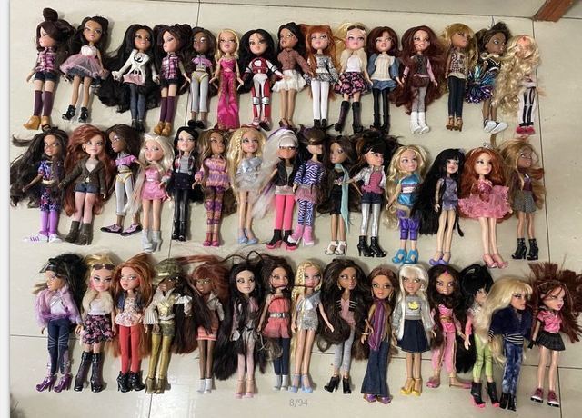 hot sale Fashion Action Figure Bratz Bratzillaz Doll dress up toy play house Multiple Choice Best Gift for Child 1