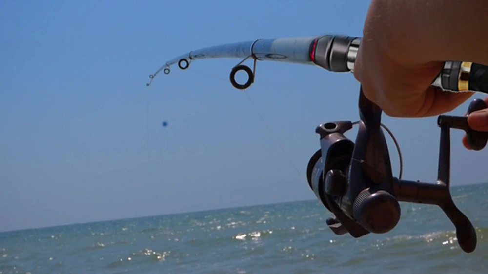 de pesca telescópica mar pólo retrátil anti-skid vara