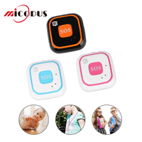 Mini GPS Tracker Children For elderly WIFI Two Way Calls Realtime Tracking LBS Locator SOS Alarm Voice Monitor RF V28 Free APP
