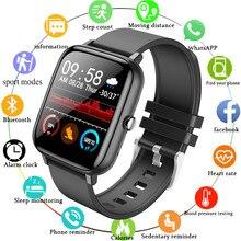 LIGE – montre sport connectée pour hommes et femmes, étanche, multifonction, moniteur de fréquence cardiaque et de pression artérielle, nouvelle mode