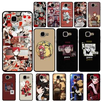 Babaite Anime Naruto Gaara Soft Rubber Phone Cover for Samsung A6 A8 Plus A7 A9 A20 A20S A30 A30S A40 A50 A70 image