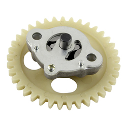 Engine Oil Gasoline Pump Drive Gear Replace For LINHAI LH250 300cc Motorbike