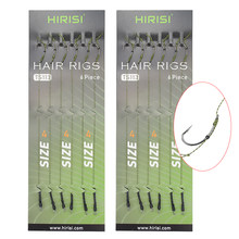 12 x Carp Fishing Ready Made Hook Link Tied Rigs Terminal Tackle