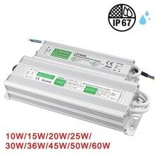 Beleuchtung Transformatoren DC 12V 24V Netzteil Adapter 12v 24v 10W 20W 30W 80W 100W 150W 200W 250W 300W Led-treiber Für Led-streifen