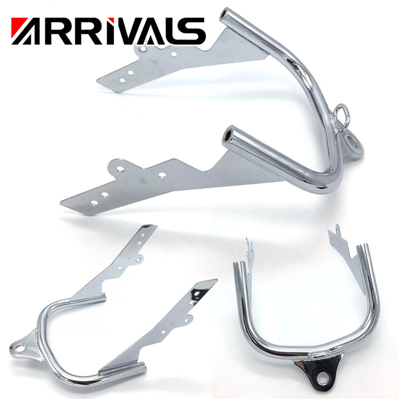 Motorcycle Rear Bracket Rear Rack For Harley Electra Glide 1988-2008