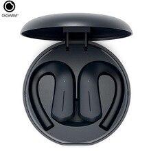 GGMM Wireless Bluetooth Earphones 5.0 Ture Wireless Earbuds With HD Mic Handsfree Call In-Ear TWS IPX7 Noise Cancelling Headset ggmm w710 wireless bluetooth earphones white