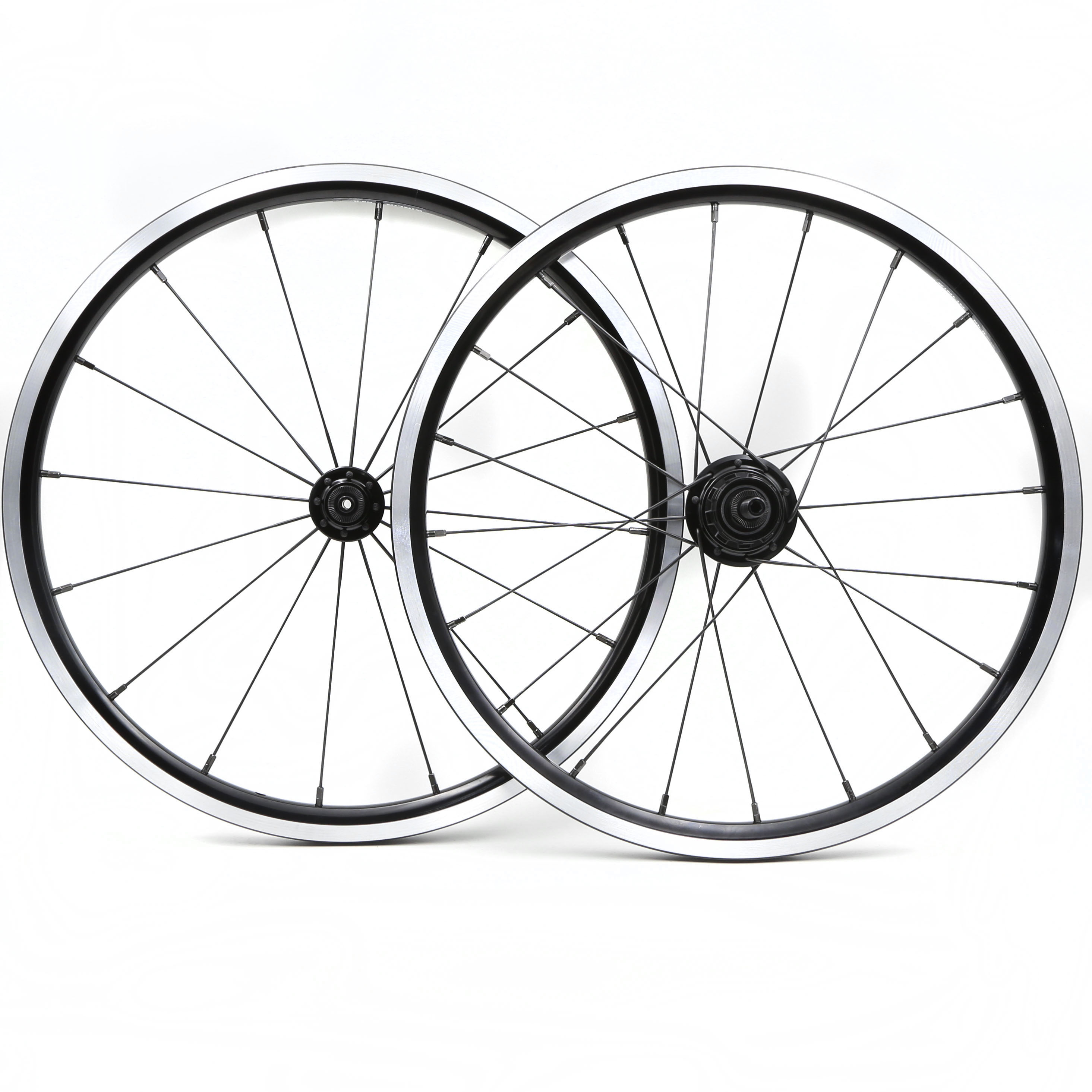 "16 x1 3/8"" ( 349 )   2/3/4/5speed Wheelset 16/20holes for brompton bike(one pair)"