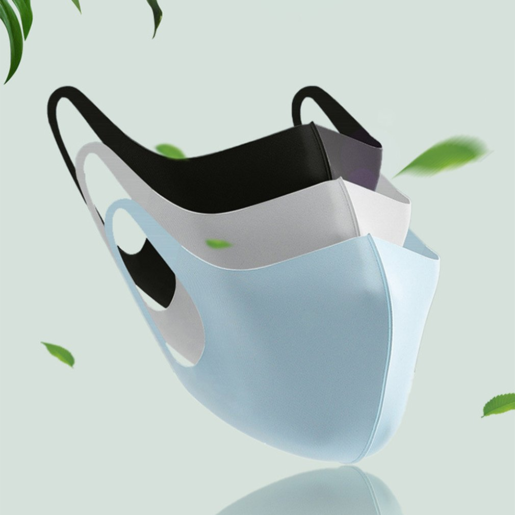 10 Pcs Disposable Anti Dust Mask Mouth Mask Breathable Anti-drip Mask Air Pollution Mask Practical Portable Mask