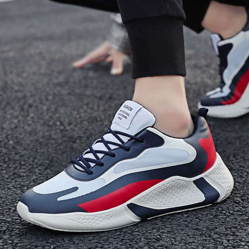 Sneakers Men Running Shoes Comfort Light Weight Shoes Men Sports Footwear Male Fashion Jogging Trainers Lovers Sneakers Big Size