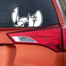 Car Stickers Decals Decoration Stitch Windshield Vinyls Auto-Tuning-Styling Creative