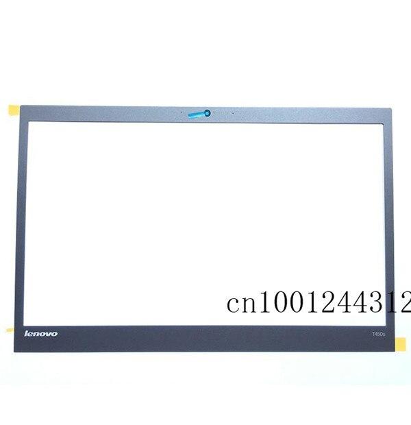 New Laptop For Lenovo ThinkPad T450S LCD Bezel Cover/The LCD Screen Frame LCD Stickers 00HN689 00HN690 AP0TW000200