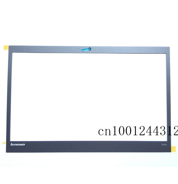 New laptop for Lenovo ThinkPad T450S LCD Bezel Cover/The LCD screen frame LCD stickers 00HN689 00HN690 AP0TW000200