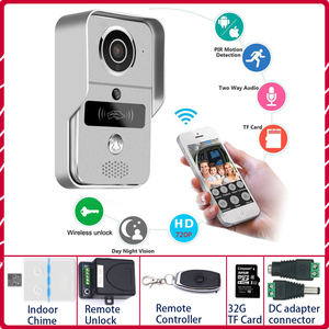 IP Video Intercom 4G Video Doo
