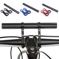 new 10/20cm Bicycle Handlebar Extender Mountain Bike MTB Handlebar Expander Speedometer Mount Headlight Flashlight Lamp Holder Bicycle Handlebar Sports & Entertainment -