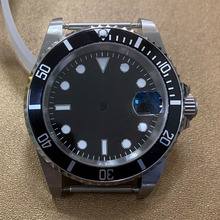 316L Stainless Steel Sapphire Glass for 8215,2813 and Other Movements