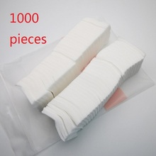 Cotton Pads Pad Make Up Facial Remover  Reusable Cleansing 1000 Pieces