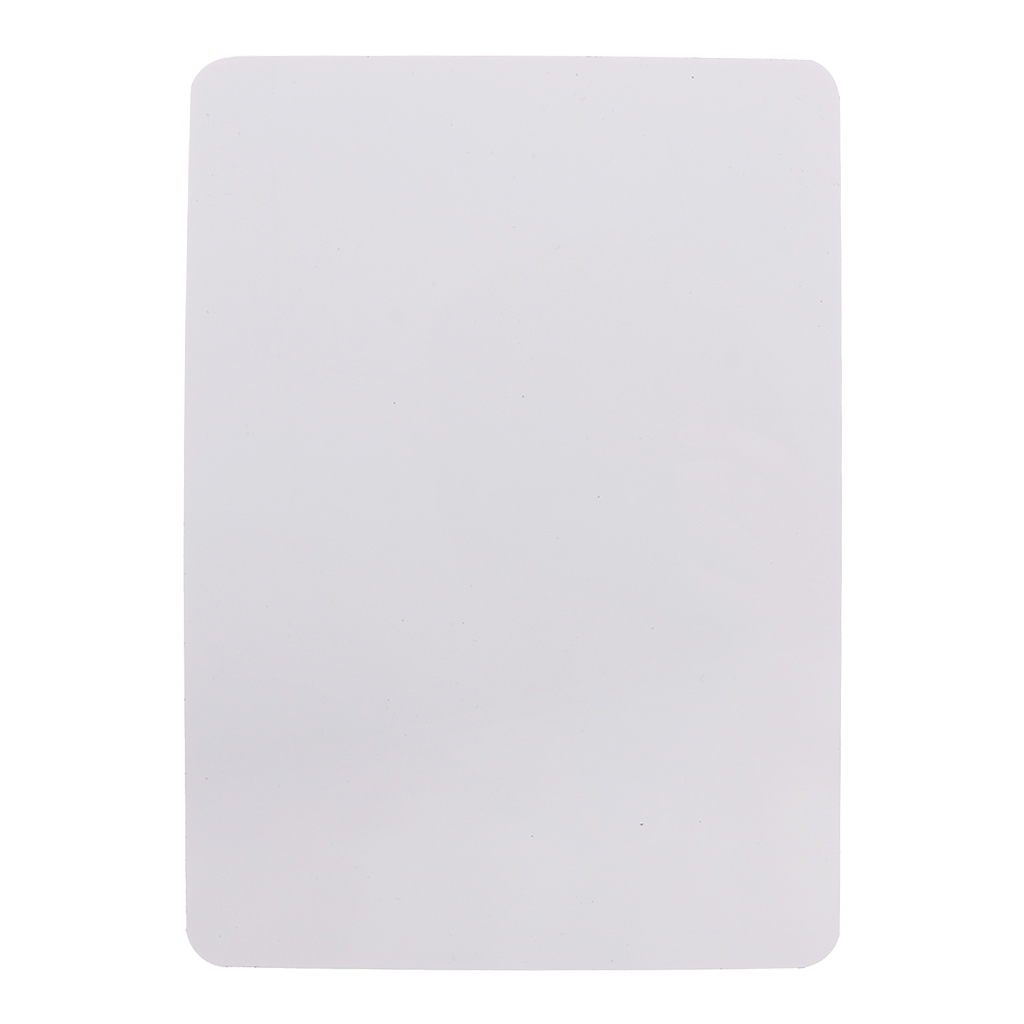 A5 Magnetic Whiteboard Fridge Drawing Recording Message Board Refrigerator Memo Pad 210x150mm M17F