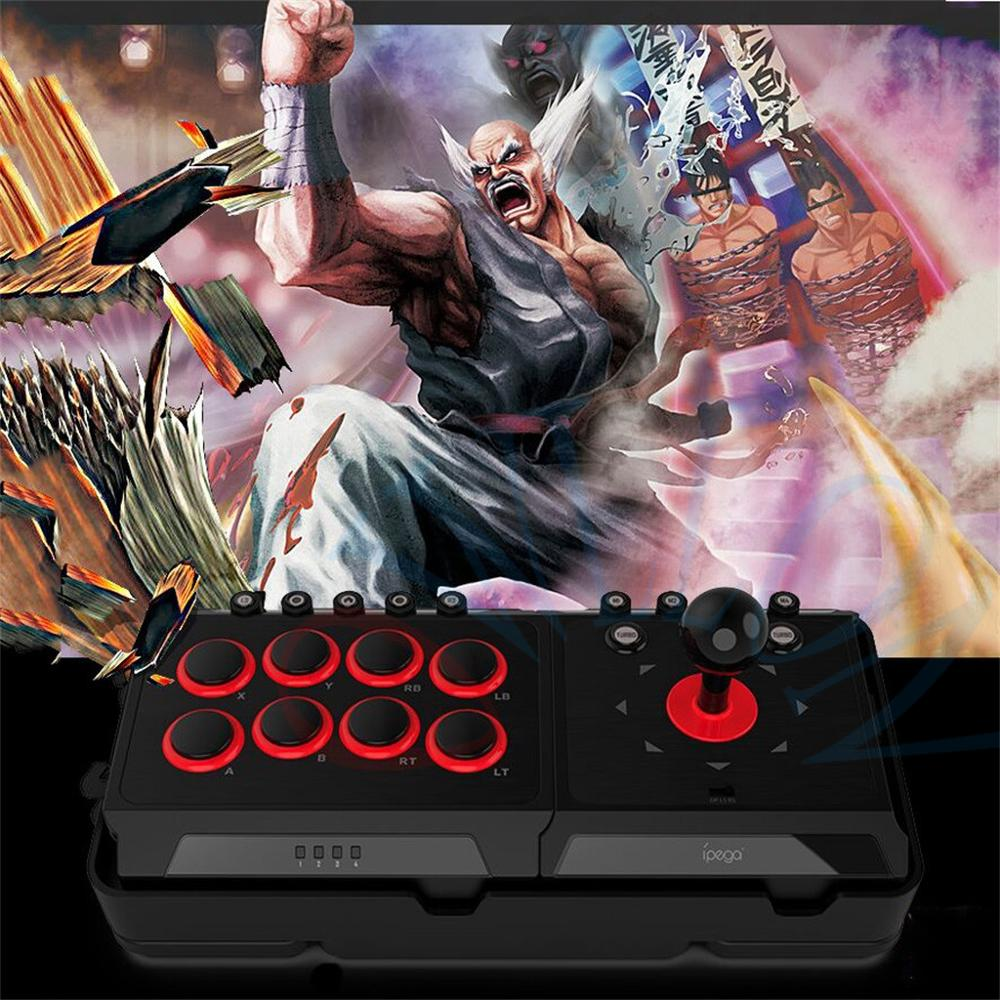 IPEGA 9059 Video Game Controller Arcade Joystick Gamepad for PS3 PS4/PC/Android For Nintendo Switch Game Console - 5