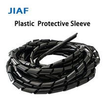 4-30mm Wear-resistant Spiral Wound Tube, Wire Protection Sleeve, Cleaning Equipment And Chargin Cable Protection Plastic Sleeve