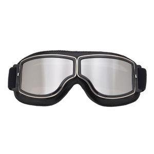 Vintage Motorcycle Goggles Pil