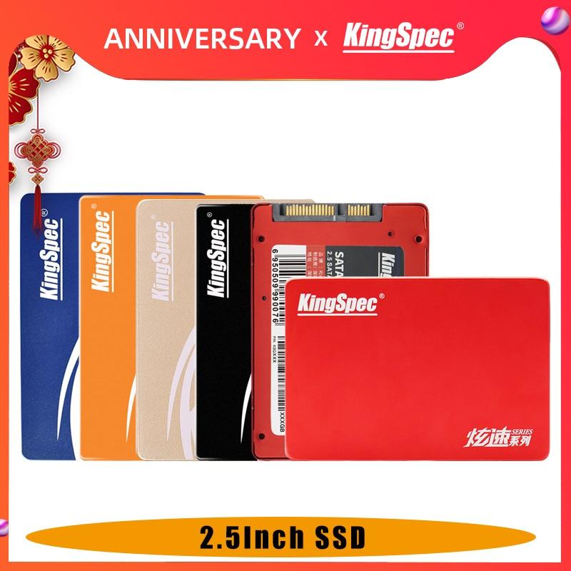 KingSpec HDD 2.5 Inches SATA 32GB 64GB 90GB 120GB 240GB SSD 1TB 128GB 180GB 256GB 360GB 480GB 512GB 960GB SSD Hard Drive Disco(China)