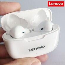 เดิม Lenovo หูฟังไร้สาย Hifi หูฟังสเตอริโอ TWSS หูฟัง Touch ชุดหูฟังกีฬาสำหรับ Xiaomi/Samsung