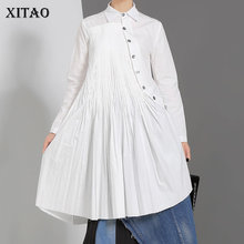 Goddess Long Blouse XITAO