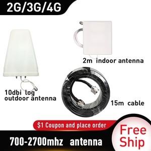 Image 5 - AMPLIFICADOR DE señal móvil Gain70 4g, repetidor celular GSM, 900/1800/2100MHZ, GSM, DCS, WCDMA, 4G, booster 2G, 3G, 4g
