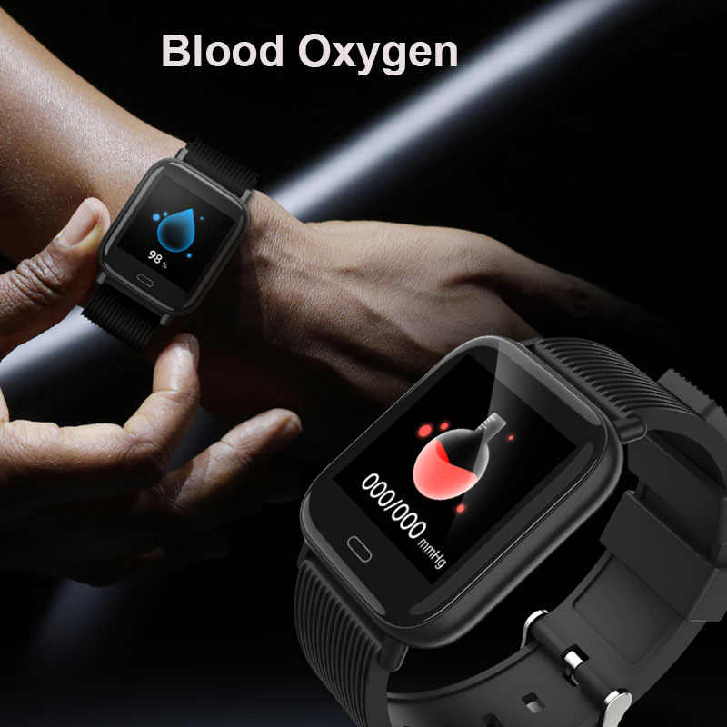 Smart Band Smart Watch 4 Connected Bluetooth Men Women Smartwatch for iOS iPhone Apple Xiaomi Huawei Sony Android Watch