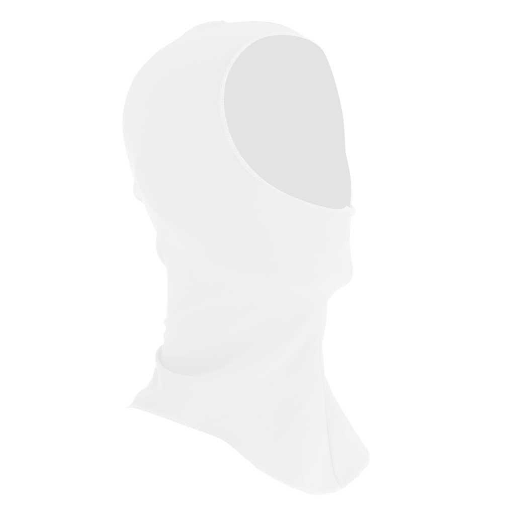 عالية مطاطا الغوص قبعة السباحة UPF 50 + UV حماية Sunblock قناع الوجه رئيس غطاء الرقبة للرجال النساء