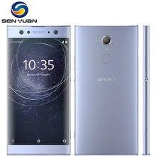 Sony Xperia XA2 Ultra originale sbloccato octa-core 6.0 pollici 4GB RAM 32GB 64GB ROM 23MP fotocamera LTE impronta digitale telefono Android