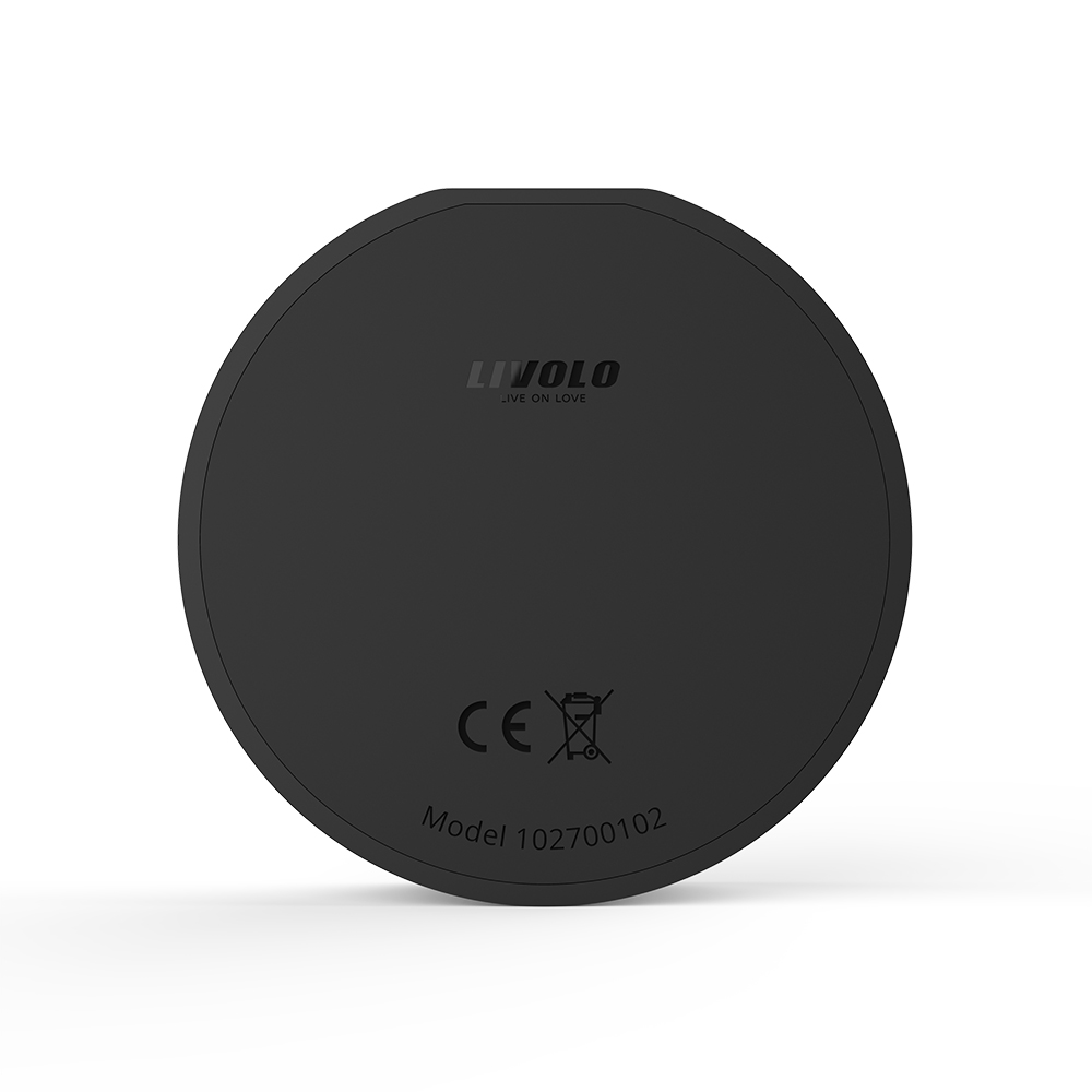 Livolo New Series Smart Movable ZigBee Gateway,Smart WiFi Controller by SmartPhone,google home,alexa,echo,Work With smart Switch 5