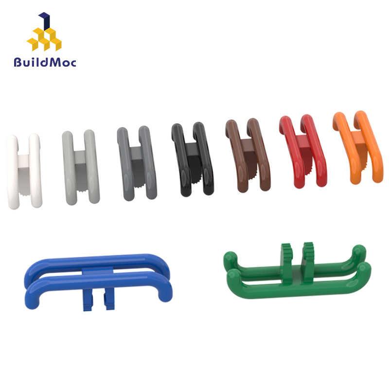 Buildmoc Kompatibel Mengumpulkan Partikel Listrik 2922 Bingkai Bangunan Blok Bagian Logo Logo Pendidikan Mainan Hadiah