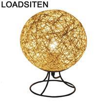 Fille Lampada Comodino For Living Room Crystal Lamp Lampara Deco Luminaria De Mesa Abajur Para Quarto Table Bedside Light