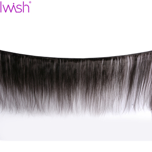 Image 2 - Malaysian Straight Hair Bundles With Closure Human Hair 3 Bundles With Closure Straight Hair With Closure Remy Hair Extension