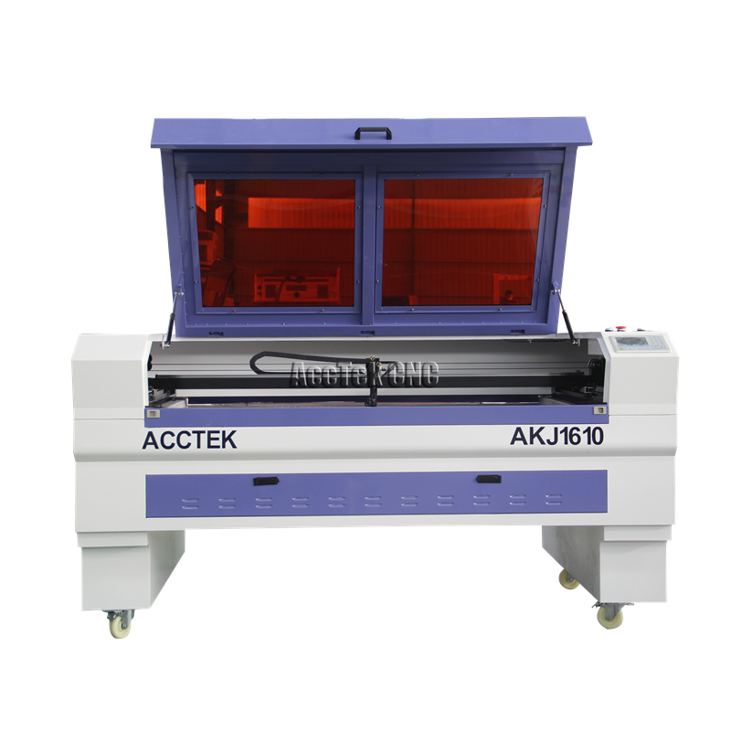 Fast Speed Co2 Laser Cutting Machine With Water Cooling 80w Laser Engraving Machine For Wood, Acrylic