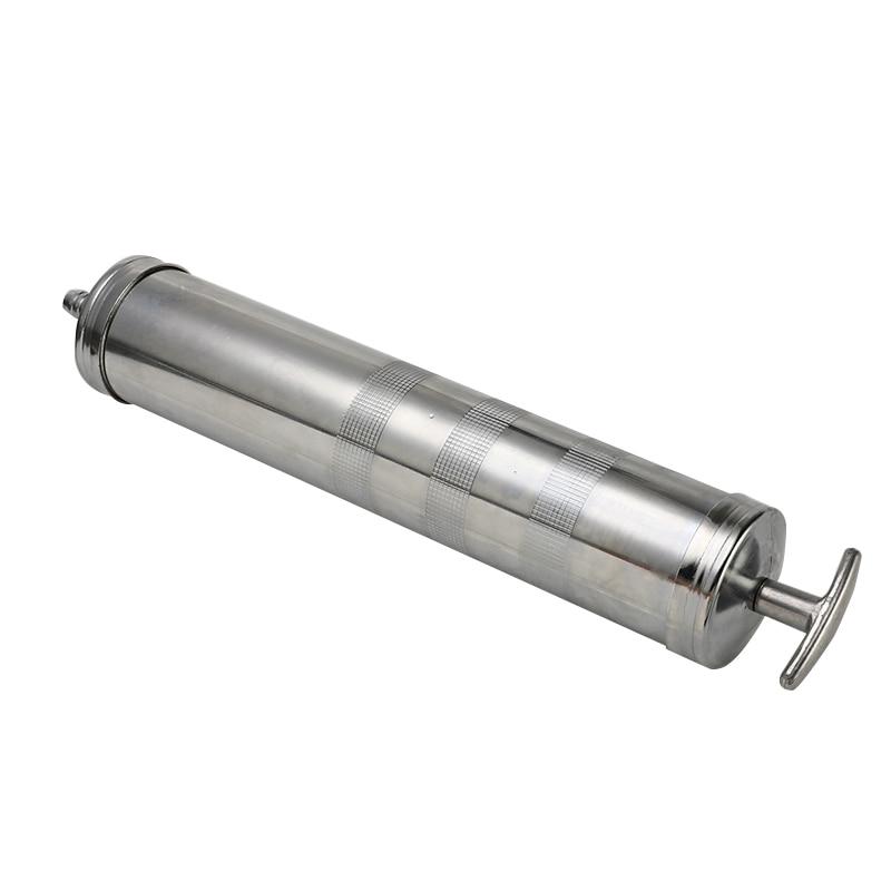 500cc алюминиевый сплав углеродистой стали масло всасывания вакуумной передачи ручной шприц пистолет насос Авто Ment Пистолеты для смазки Замена