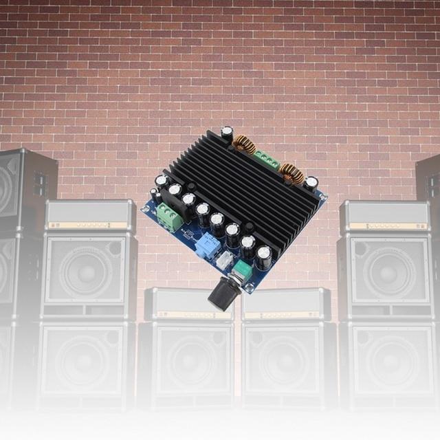 Carte amplificateur de puissance XH-M251 carte amplificateur de puissance numérique haute puissance TDA8954 Core Dual 210W X2,12-28V alimentation ca
