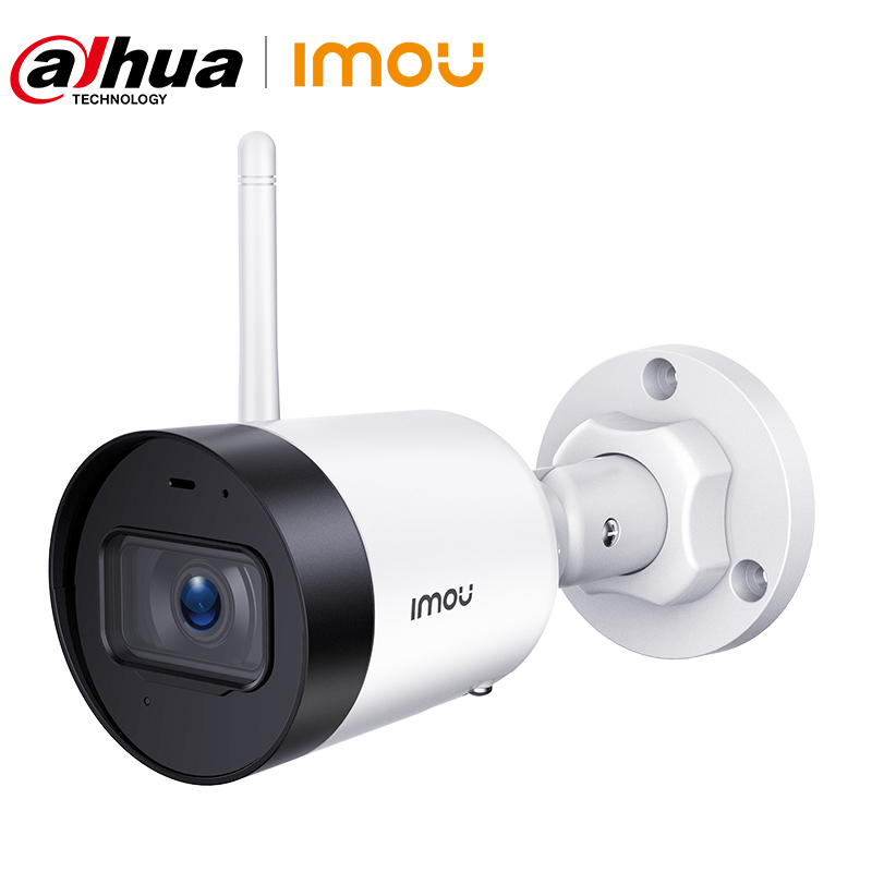 Dahua Bullet Camera Imou Bullet Lite Built-in Microphone Alarm Notification 30M Night Vision Wifi IP Camera