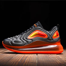 Damyuan – baskets de Tennis à coussin d'air pour homme et femme, chaussures de Couple confortables, 47, 2020