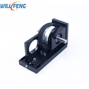 Image 4 - Will Feng Linear Rail Metal Mechanical Components Laser Transmission Parts Install DIY CNC Co2 Laser Engraving Cutting Machine