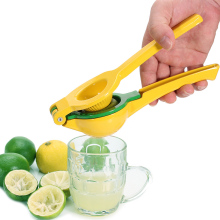 Premium Quality Metal Lemon Lime Squeezer - Manual Citrus Press Juicer